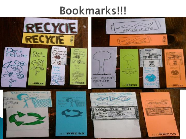 Bookmarks!!!