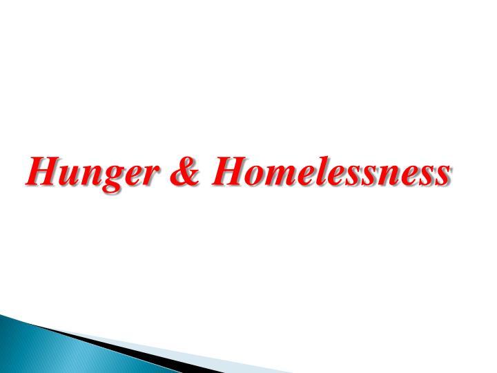Hunger &