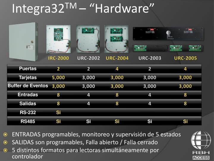 Integra32