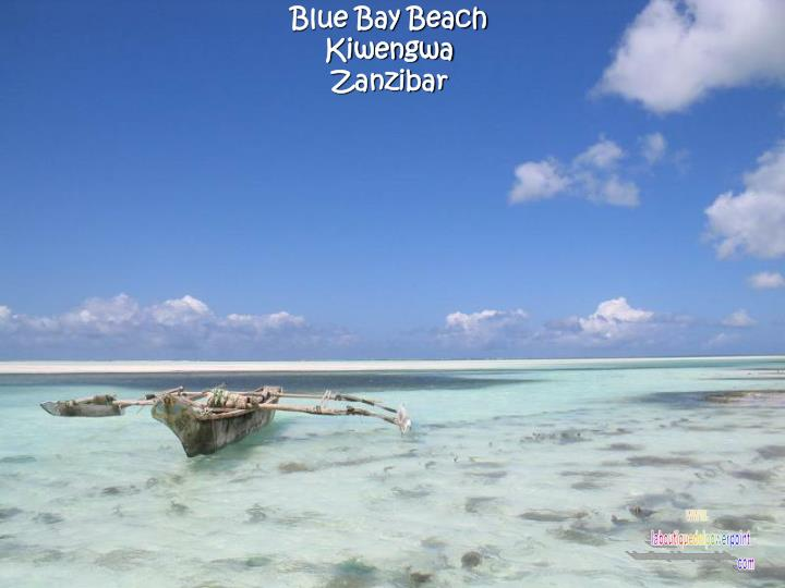 Blue Bay Beach