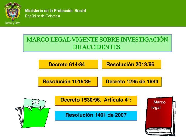 Decreto 614/84