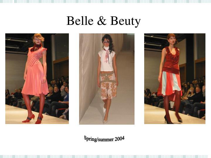 Belle & Beuty