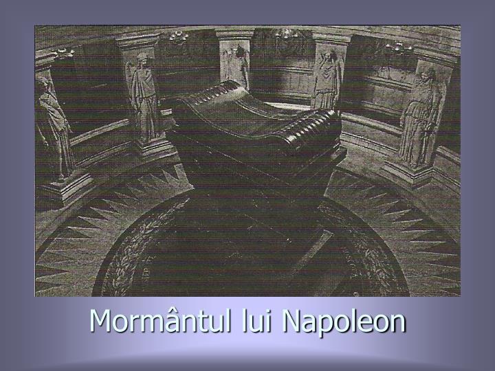 Mormntul lui Napoleon