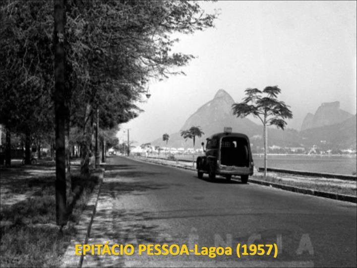EPITÁCIO PESSOA-Lagoa (1957)