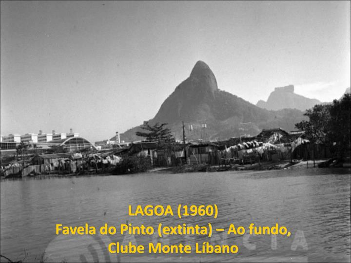 LAGOA (1960)