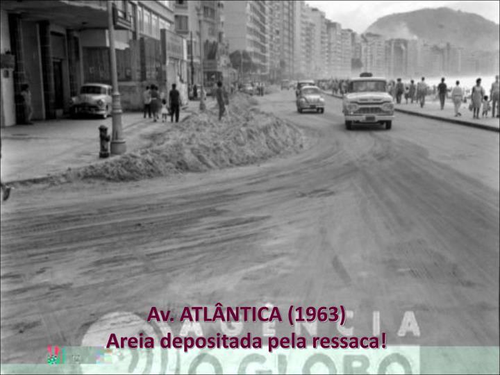 Av. ATLÂNTICA (1963)