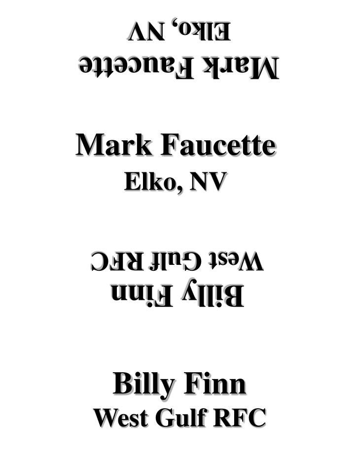 Mark Faucette