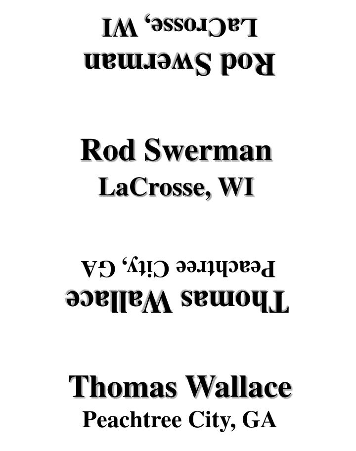 Rod Swerman