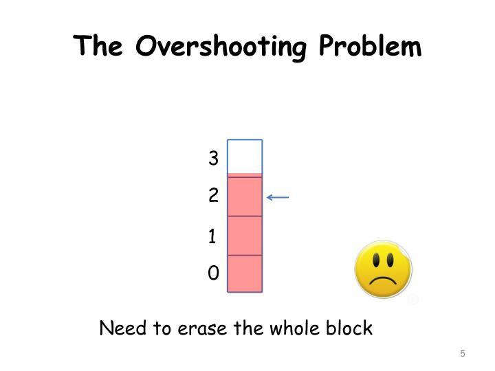 The Overshooting