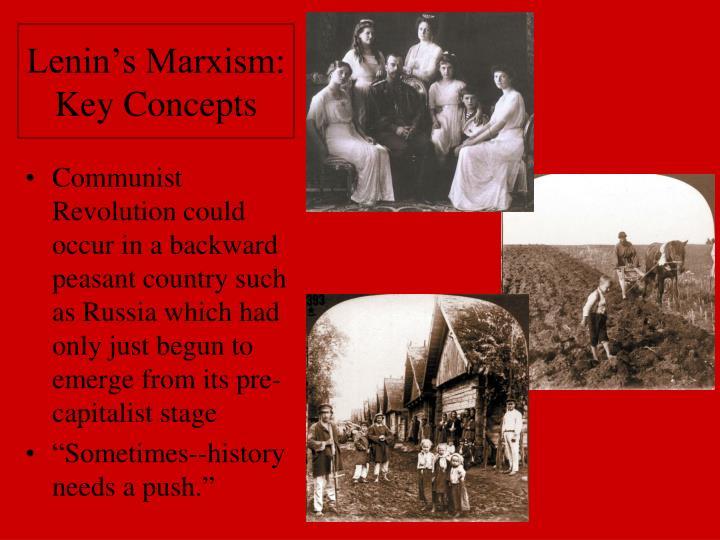 Lenin's Marxism:
