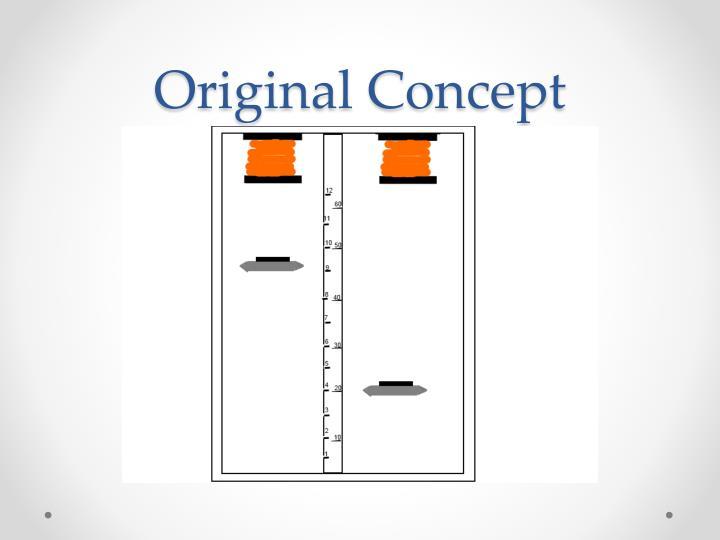 Original Concept