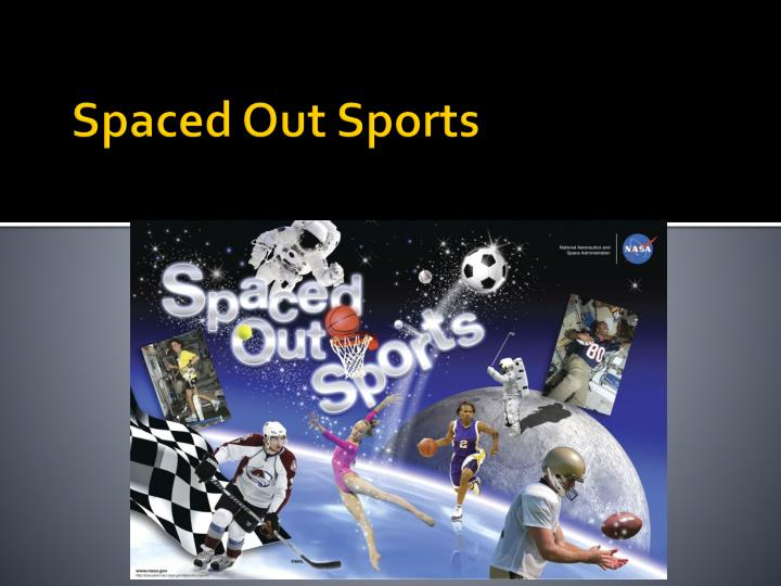 Spaced Out Sports