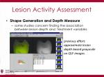 lesion activity assessment3