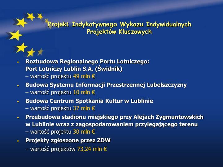 Rozbudowa Regionalnego Portu Lotniczego: