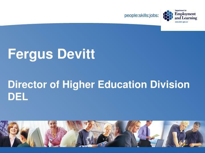 Fergus Devitt