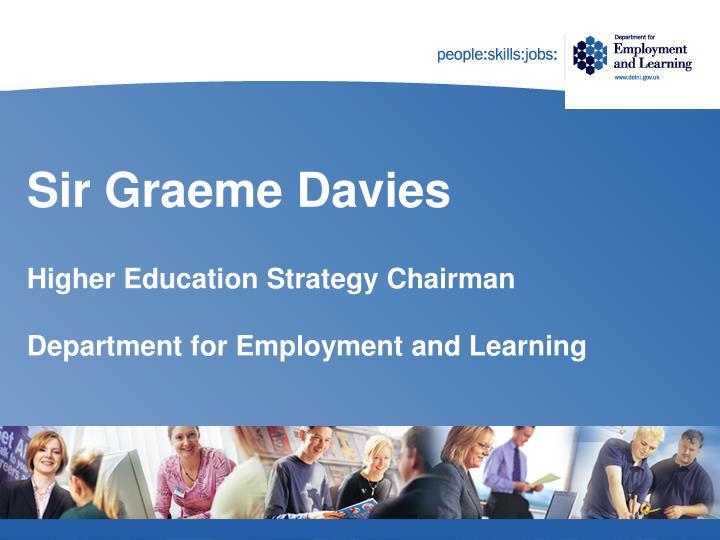 Sir Graeme Davies