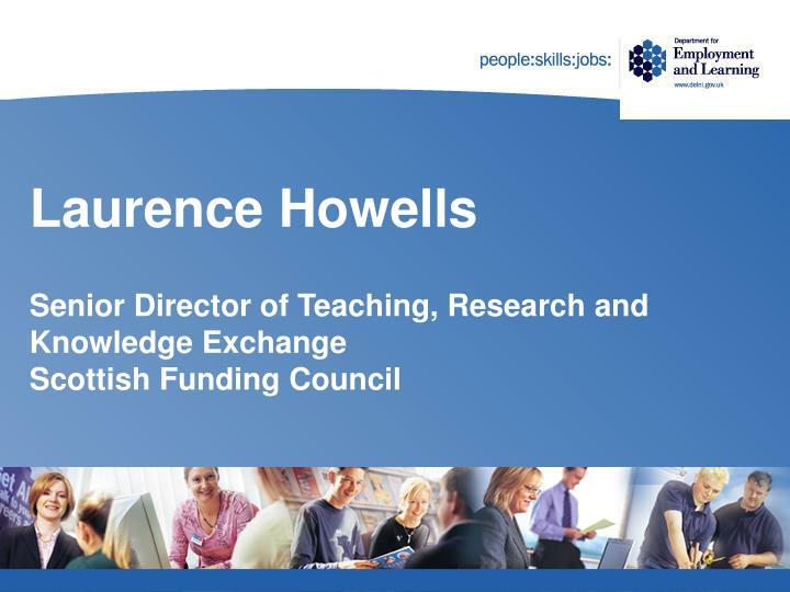 Laurence Howells