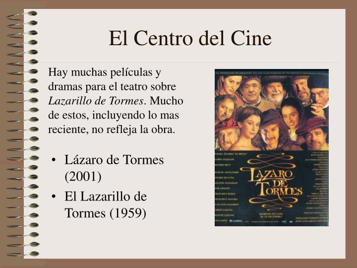 El Centro del Cine