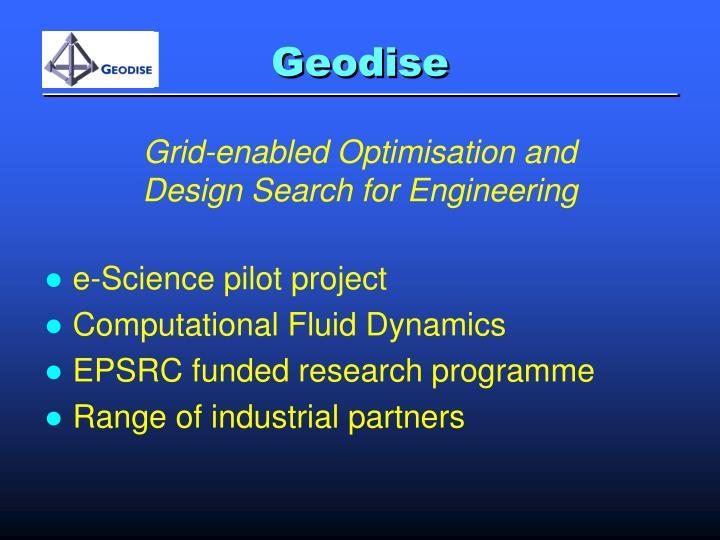 Geodise