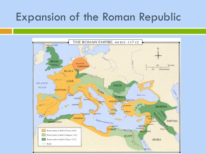 Expansion of the Roman Republic