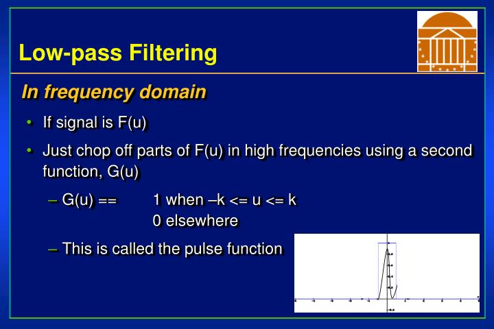 Low-pass Filtering