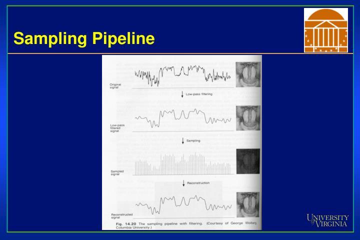 Sampling Pipeline
