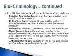 bio criminology continued4