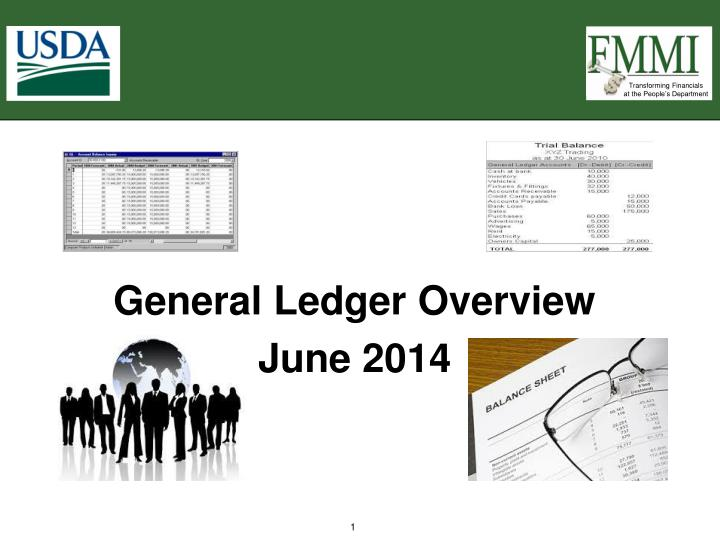 General Ledger Overview