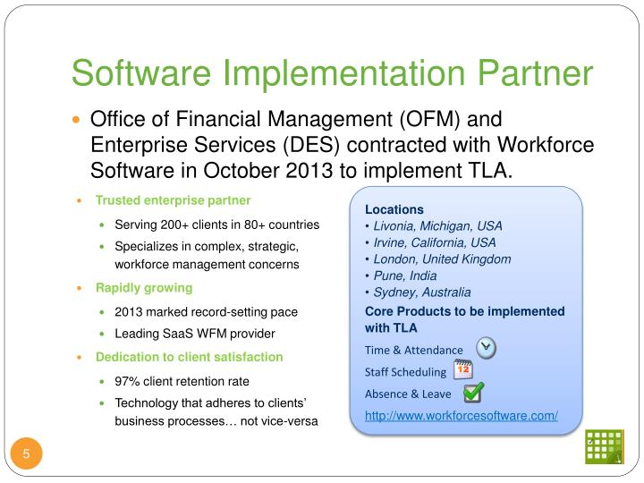 Software Implementation Partner