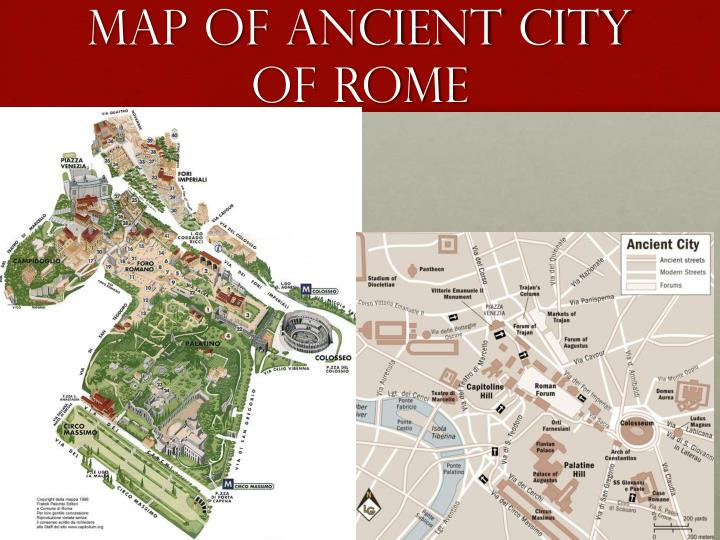 who found the city of rome - photo#11
