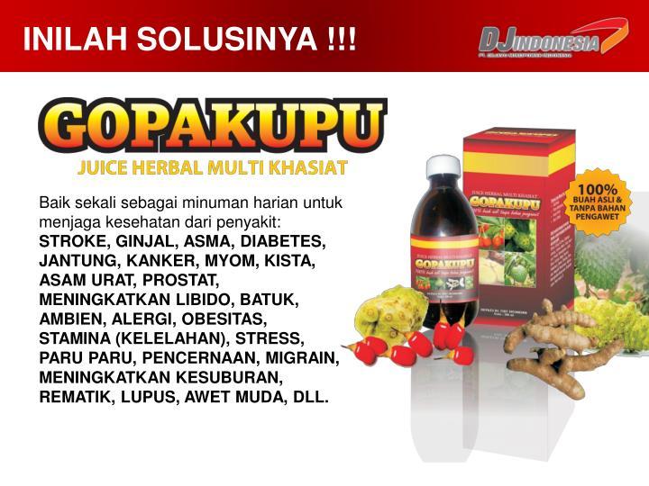 INILAH SOLUSINYA !!!