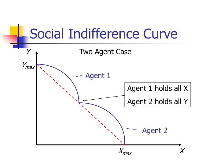 Social Indifference Curve