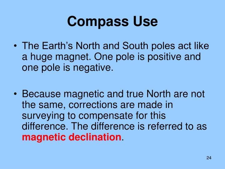 Compass Use