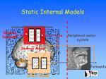 static internal models