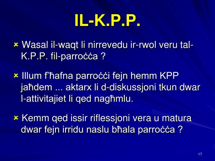 IL-K.P.P.