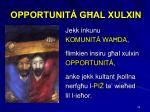 opportunit g al xulxin