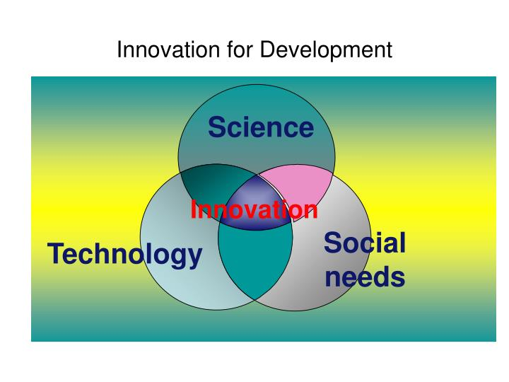 Innovation for Development