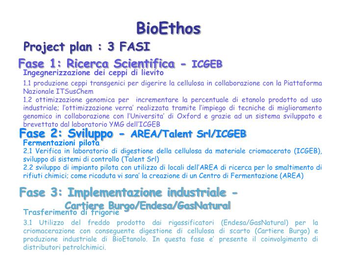 BioEthos