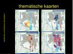 thematische kaarten