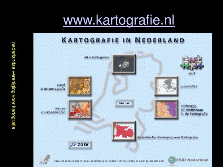 www.kartografie.nl