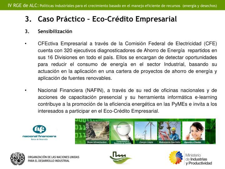 Caso Práctico – Eco-Crédito Empresarial