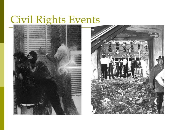 Civil Rights Events