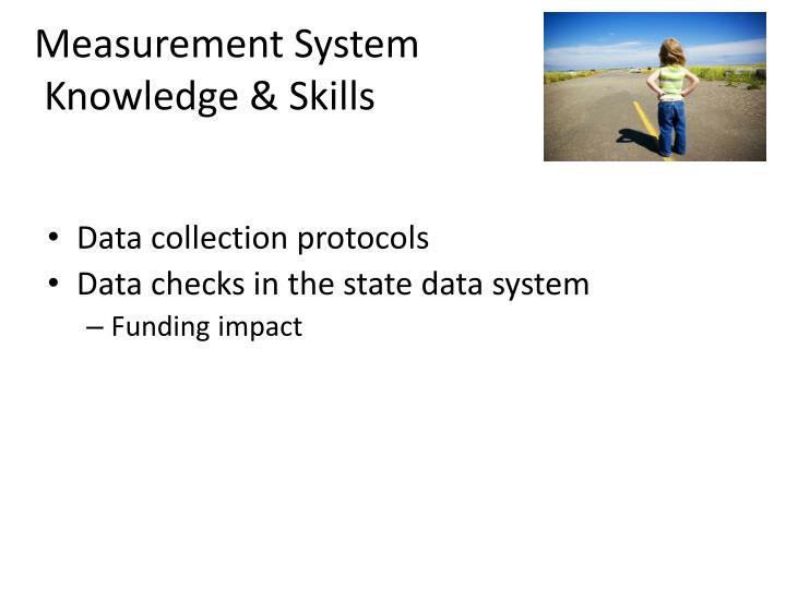 Data collection protocols
