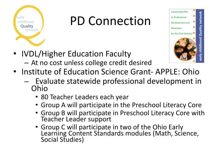 PD Connection