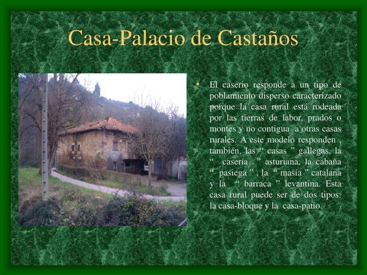 Casa-Palacio de Castaños