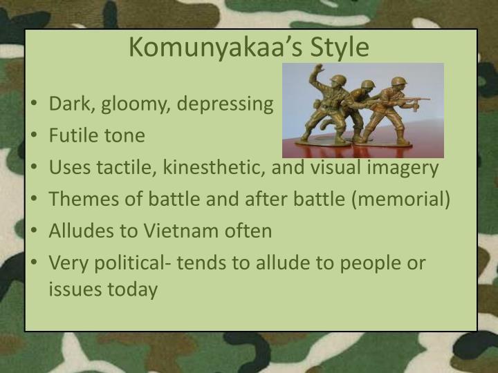 Komunyakaa's