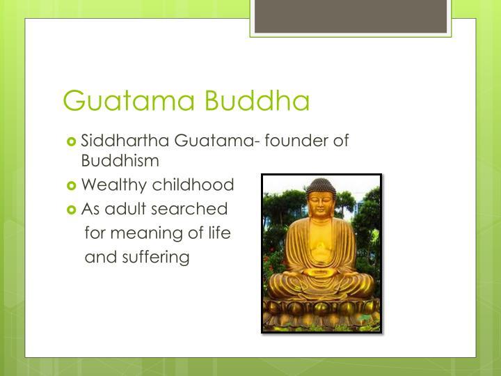 Guatama