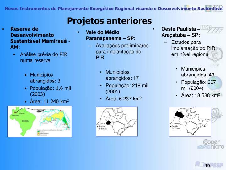 Reserva de Desenvolvimento Sustentável Mamirauá - AM: