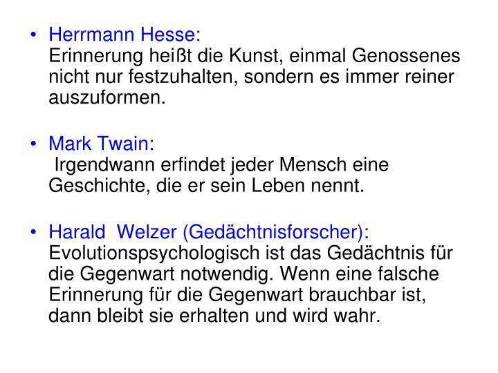 Herrmann Hesse: