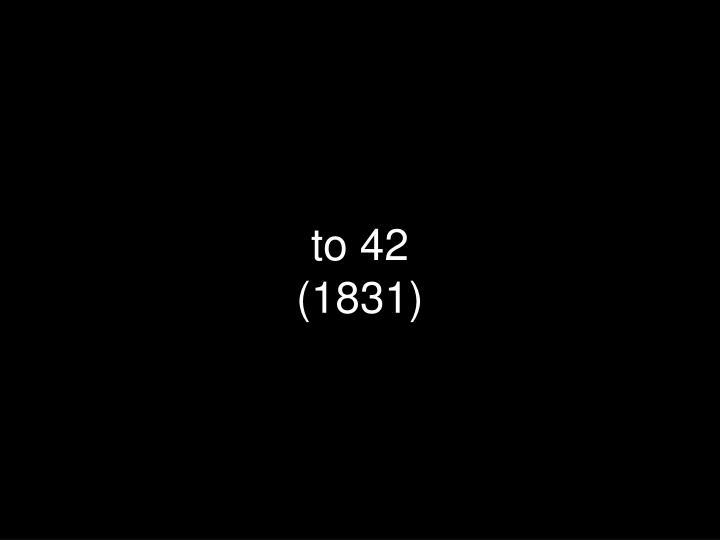 to 42